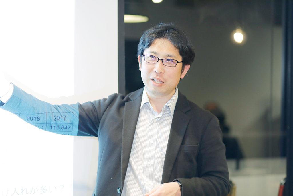 一般社団法人日本国際化推進協会(JAPI)事務局長 田村一也さん