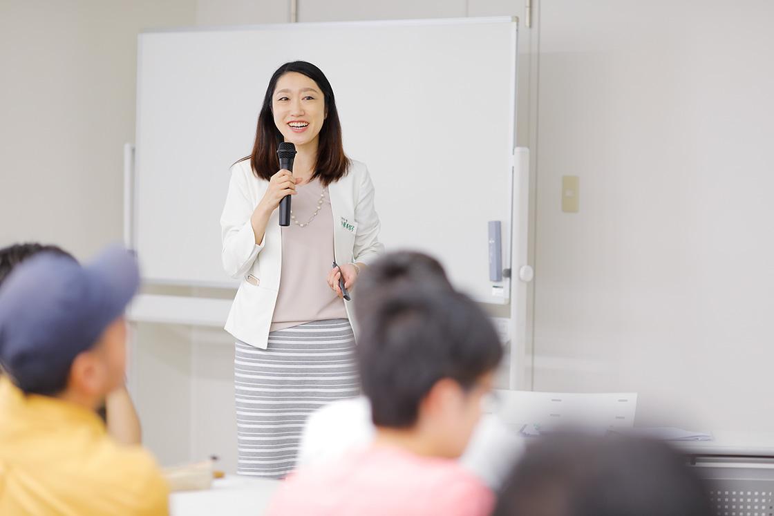 グローリンク株式会社 中藤美智子さん